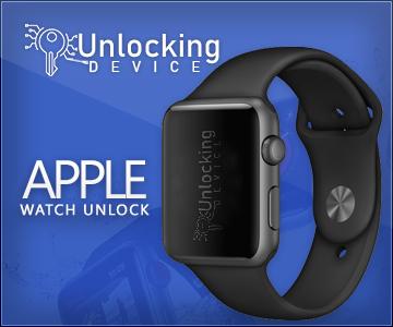 Apple Watch iCloud Unlock